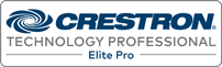 crestron technology professional elite pro